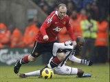 Westbrom 1-2 Manchester United: Rooney, Hernandez header