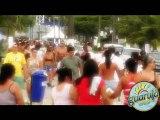 Guarujá Ferias Verão Praias Lotadas