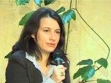 Voeux à la presse : Cécile Duflot
