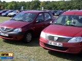 Automobile : baisse des ventes limitée en 2010