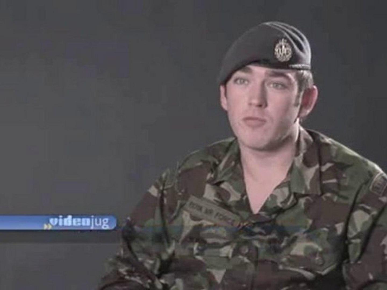 Becoming An RAF Gunner : Is being an RAF Gunner a full time job?