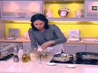 choumicha recette Poisson facile a la vapeur