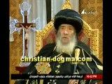 Pape Shenouda III sur Al Masreya (03 01 2011)