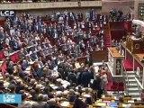 Réforme des retraites : dans l'hémicycle on manifeste aussi !