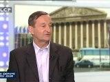 Gérard Bapt, député socialiste de Haute-Garonne