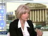 Elisabeth Guigou, députée socialiste de Seine-Saint-Denis