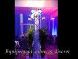 Normandie évènement décoration, sonorisation mariage soirée