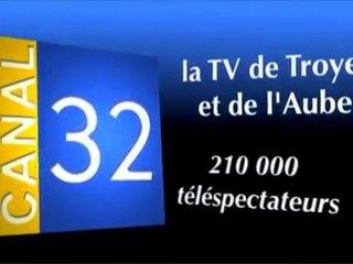 Canal 32, la télévision de Troyes et de l'Aube