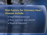 Heart Disease Explained : What are the risk factors for coronary heart disease?