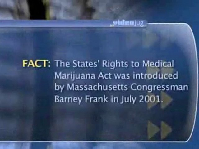 Medical Marijuana And The Law : What is the 'States' Rights to Medical Marijuana Act'?