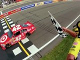 NASCAR's Montoya: Its Go Time, One Way Or Another
