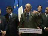 Inauguration du commissariat de Meudon