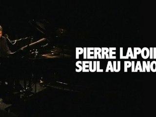 Pierre Lapointe // Seul au piano // 07 FEVRIER 2011