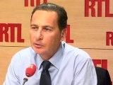 """Renault/espionnage: l'affaire paraît """"sérieuse"""" selon Besson"""