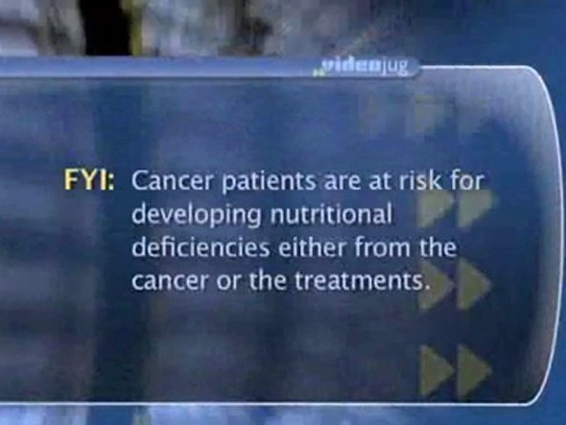 Coping With Cancer Treatment : What kinds of foods are helpful during cancer treatment?
