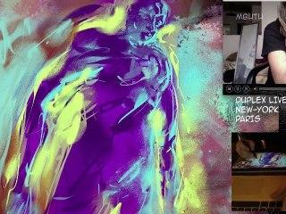 N°46 synestezik duplex live FRANCE/USA