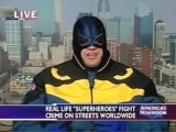 Real-Life Superheroes Fighting Crime On The Streets