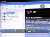 How To Use The Zune Software Help Function