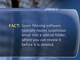 Computer Spam : What is spam filtering software and could it solve my spam problem?
