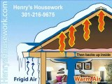 """""""Ice Dams Can Easily Damage Homes, Use These Ice Dam Preven"""