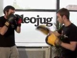 Boxing How To Hit The Pads