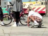 Dogtown Skateboarding : What type of image did skateboarders have during the 1970's?