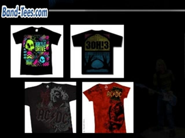 Cool Rock Shirts For You