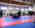 Coupe de France 2010 final Senior -70kg karate jutsu