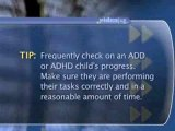 ADD & ADHD And Education : How are ADD and ADHD symptoms addressed in the classroom?