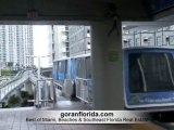 Bayside, Brickell Avenue & Downtown Miami-VIDEO #1