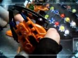 Hero Factory Adverts - Nex vs. Drilldozer