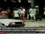 Luis Posada Carriles, mercenario utilizado por EE.UU. para atacar Cuba