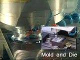 Romi CNC Isleme Merkezleri High Speed Machining