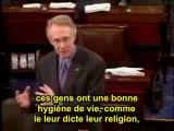 O sénat Américain un Ministre s'exprime sur l'Islam