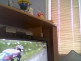 Tour de France 2007 - c.l.m Albi - essai avant direct