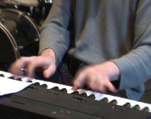 KITOSLEV -enregistrement 4e album (le cadeau) printemps 2011