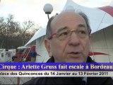 Cirque Arlette Gruss du 14 janvier  au 13 févriefr  2011