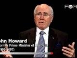 John Howard Says Governments Overspending on Stimulus