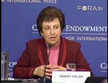 Shirin Ebadi Rejects Separate Human Rights for Muslims