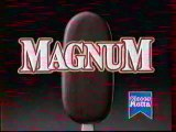 Publicité MAGNUM Glaces Motta 1995