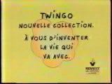 Publicité Renault Twingo 1996