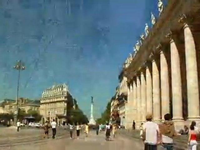 Bordeaux Port de la lune, patrimoine mondial
