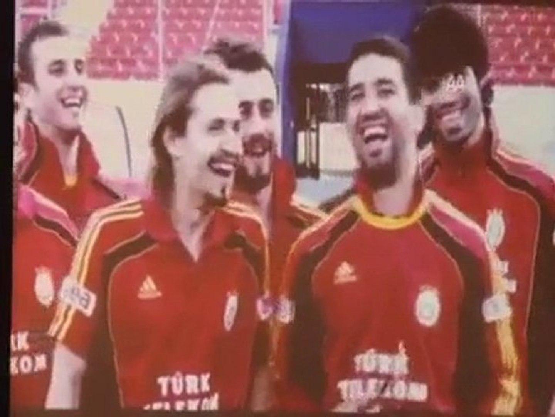 Galatasarayın Yeni Stadı 2011 Cem Yılmaz Reklamı