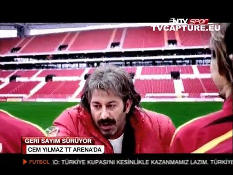 Cem Yılmaz Türk Telekom Arena Reklam HQ Video