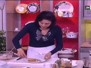 Recette de terrine de poulet et tajine aux legumes