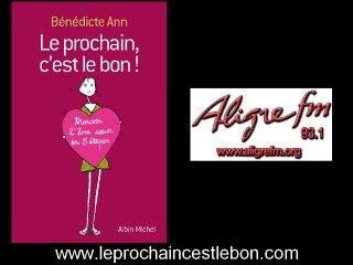 Le prochain c'est le bon ! de Bénédicte Ann - VCO partie 1/4