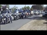 Police Municipale Lucé Rassemblement Motocycliste Police