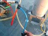 ダイヤフラムポンプ用の液面コントローラー
