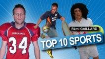 Top 10 Sports (Rémi Gaillard)