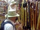 Lies Beijerinck Didgeridoo, Irish Whistle & Djembe